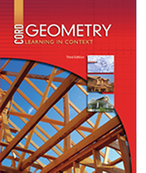 cover of geometry 3rd edition textbook