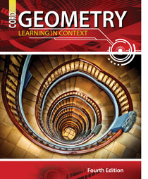 cover of geometry 4th edition textbook
